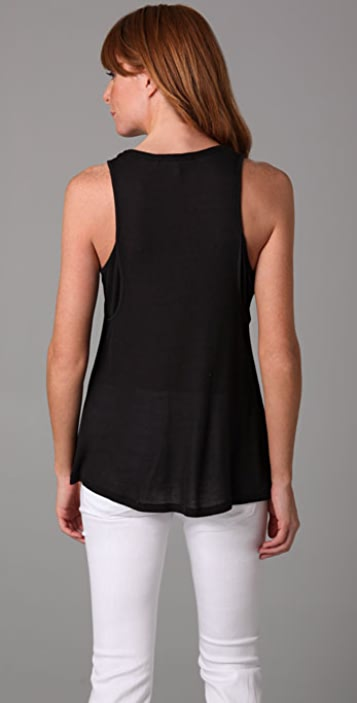 Soft Joie Griffith Ribbed Tank Top