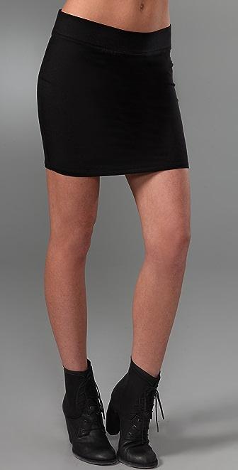 Soft Joie Braxton Miniskirt