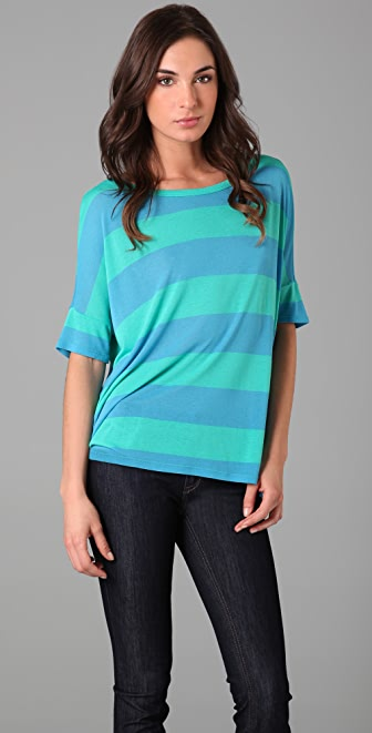 Soft Joie Ila Deck Stripe Top