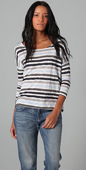 Soft Joie Suez Striped Tee