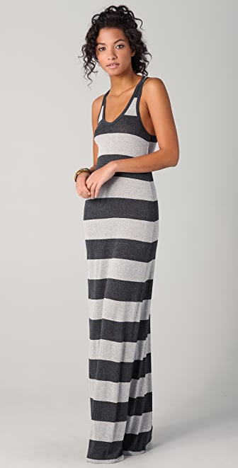 Soft Joie Deidra Deck Striped Maxi Dress