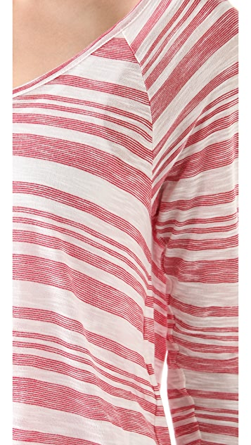 Soft Joie Hidalgo Striped Top