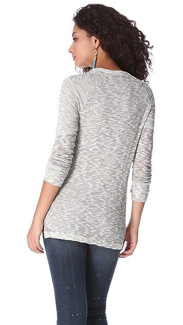 Soft Joie Ambra Metallic Cardigan Sweater