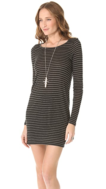 Soft Joie Carine Stripe Dress