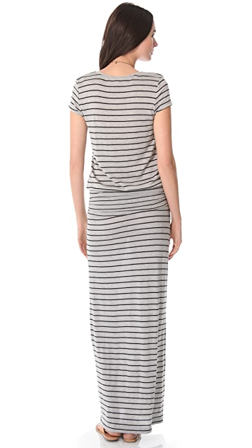 Soft Joie Wilcox B Nautical Stripe Dress