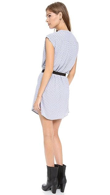 Soft Joie Verity Star Print Dress