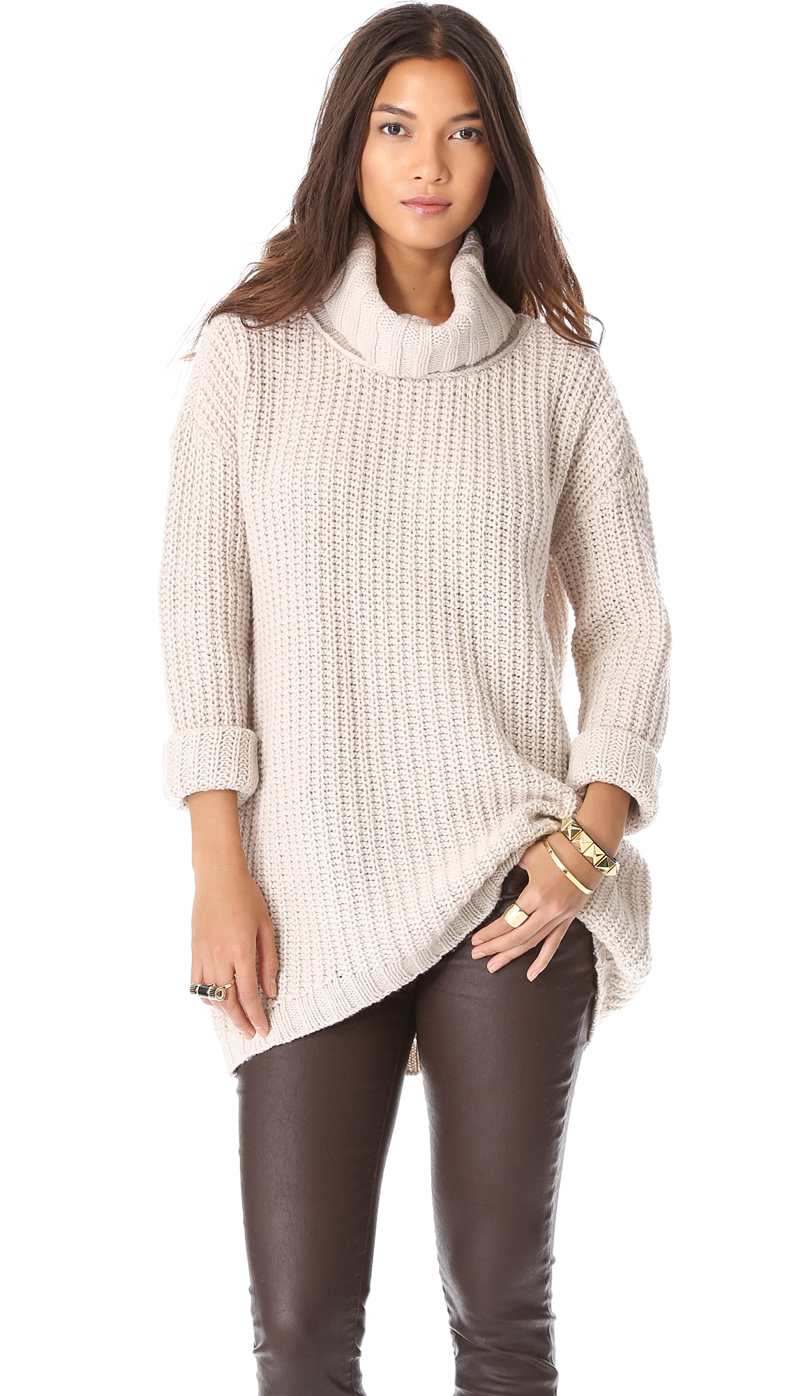 Soft Joie Alex Turtleneck Sweater | SHOPBOP