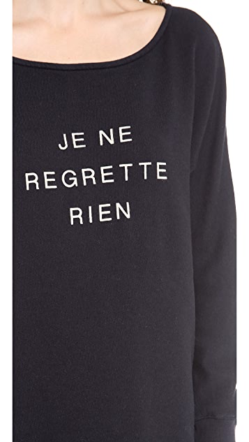 Soft Joie Sunday B Sweatshirt
