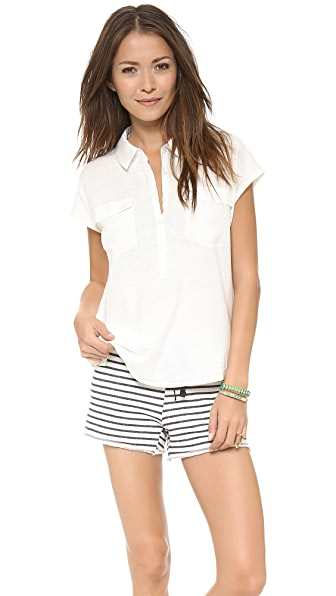 Soft Joie Hollidae C Tee