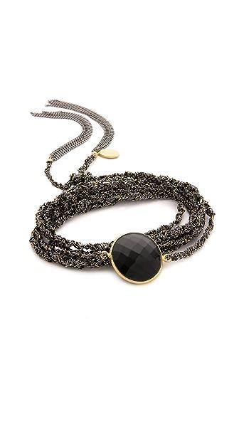 SOGOLI Stone Chain Wrap Bracelet