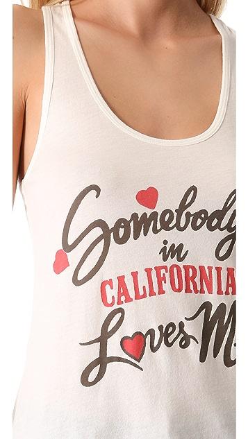 Sol Angeles CA Loves Me Tank