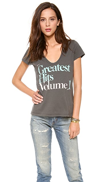 Sol Angeles Greatest Hits Scoopt Tee