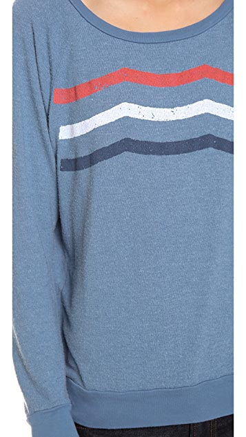 Sol Angeles Americana Pullover