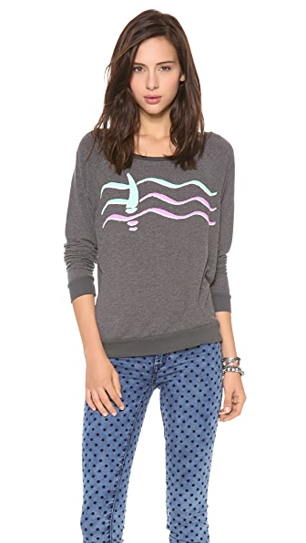 Sol Angeles Sail Away Pullover