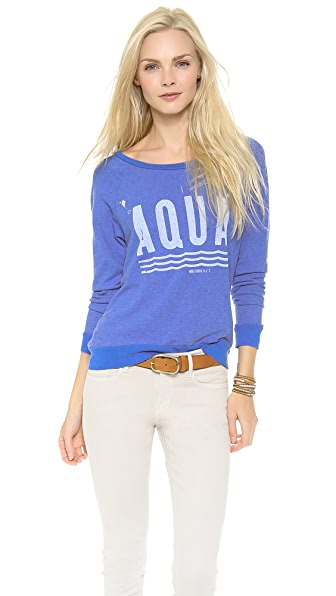 Sol Angeles Aqua Pullover