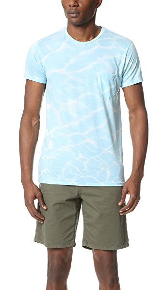 Sol Angeles Oasis Pocket Tee