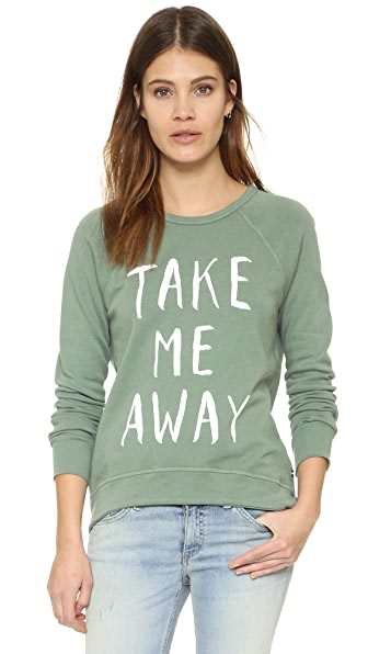 Sol Angeles Take Me Away Pullover