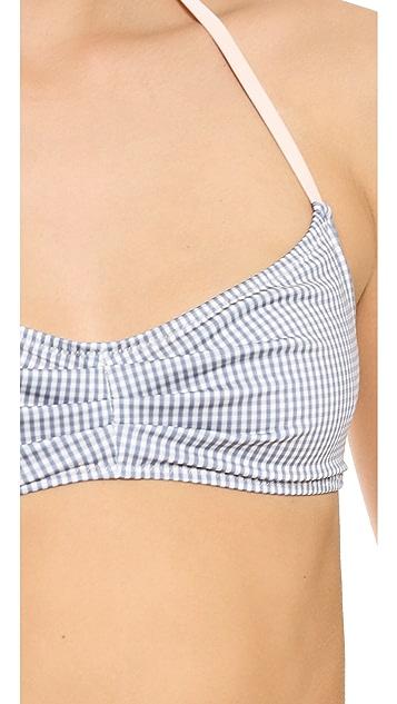 Solid & Striped Veronica Bikini Top