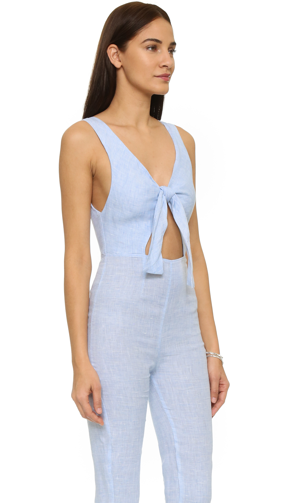 751d55ffb254 Solid   Striped The Jumpsuit