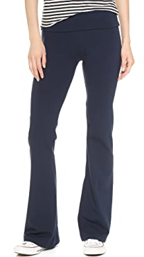 SOLOW Jersey Fold Over Pants