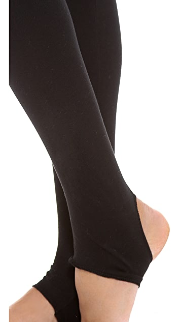 SOLOW High Rise Stirrup Leggings