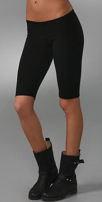 SOLOW Jersey Biker Shorts