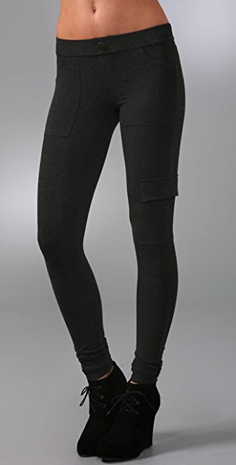 SOLOW Jersey Pocket Leggings