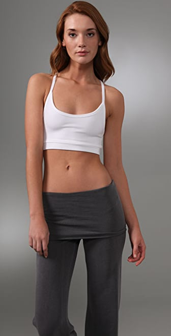 SOLOW Racer Back Sports Bra