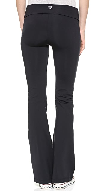 SOLOW Workout Fold Over Pants