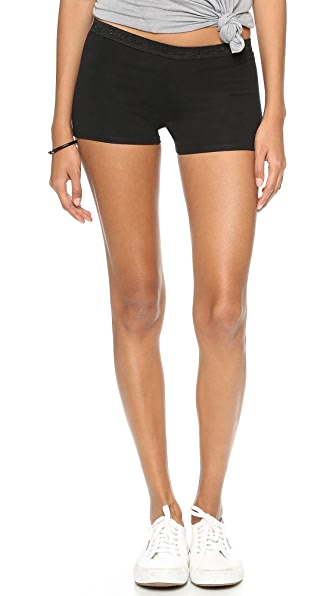 SOLOW Fitted Short Shorts