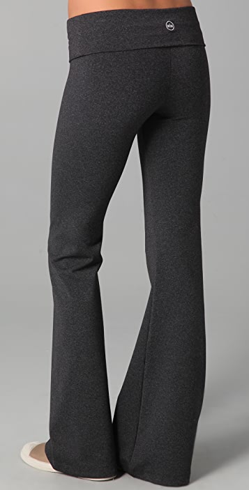 SOLOW Eclon Fold Over Pants