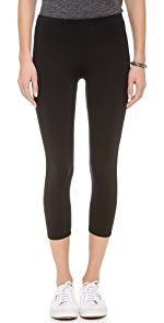 So Low Sport High Impact Crop Leggings                SOLOW