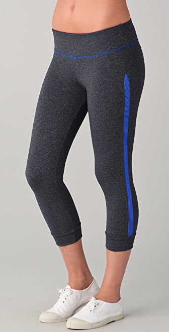 SOLOW So Low Sport High Impact Cropped Pants