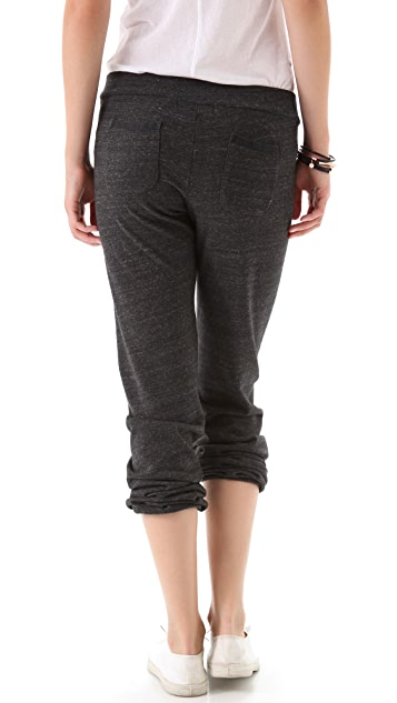 SOLOW Old School Pants with Eyelet Detail
