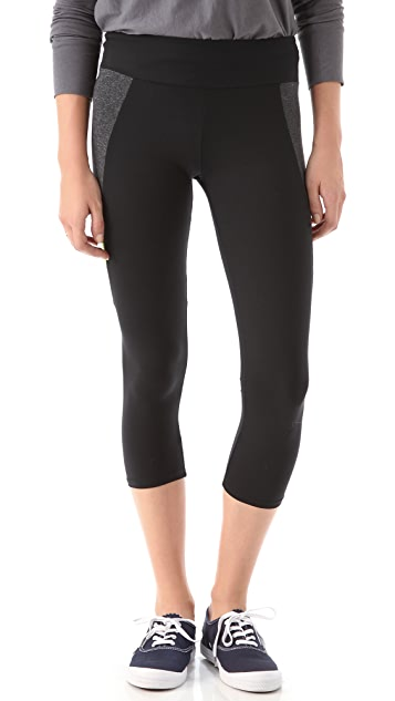 SOLOW Cropped Pants