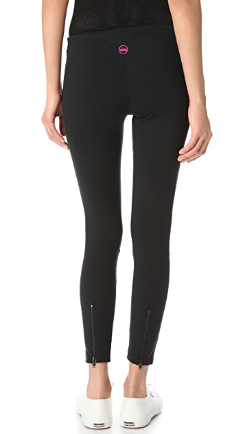 SOLOW Moto Leggings