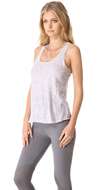 SOLOW Racer Back Tank