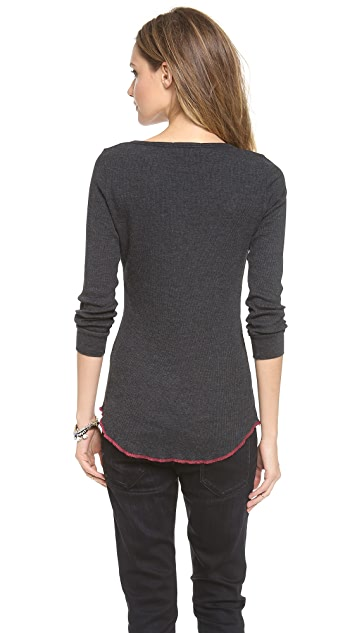 SOLOW Thermal Henley
