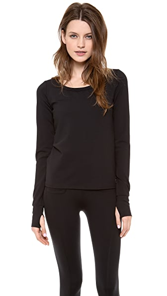 SOLOW Long Sleeve Running Top