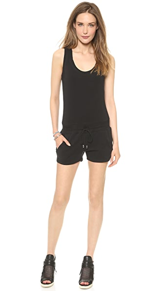 SOLOW Racer Back Romper