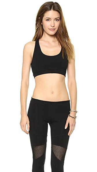 SOLOW Sports Bra with Mesh Back