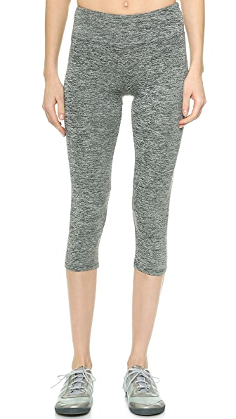 SOLOW Space Dye Crop Leggings