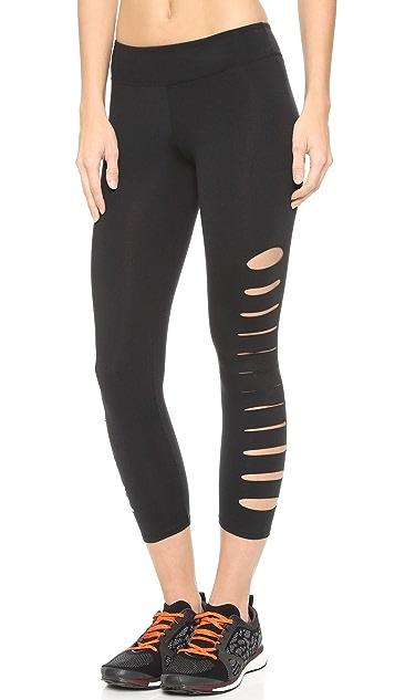 SOLOW Laser Cut Leggings