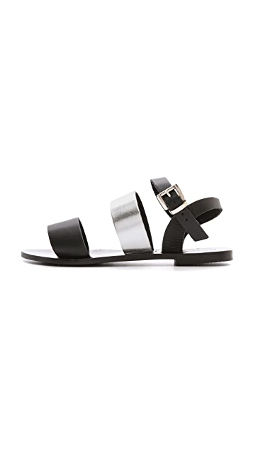 Sol Sana January Double Band Sandals