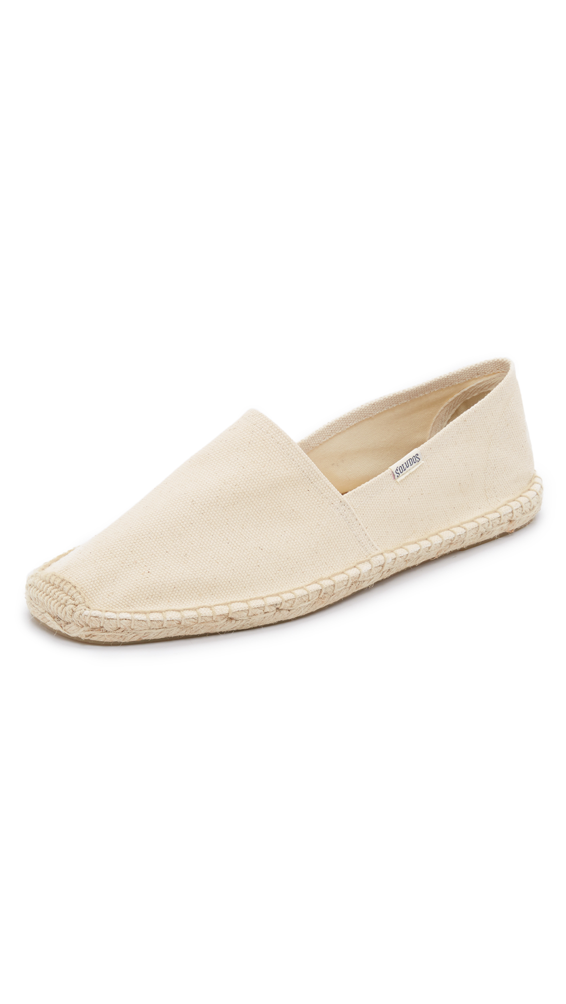 Soludos Canvases DALI CANVAS SLIP ON ESPADRILLES