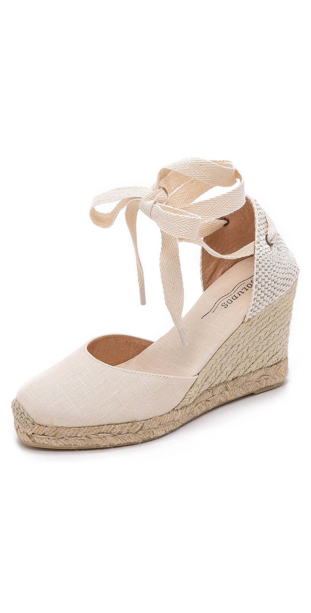 Tall Wedge Espadrilles Soludos
