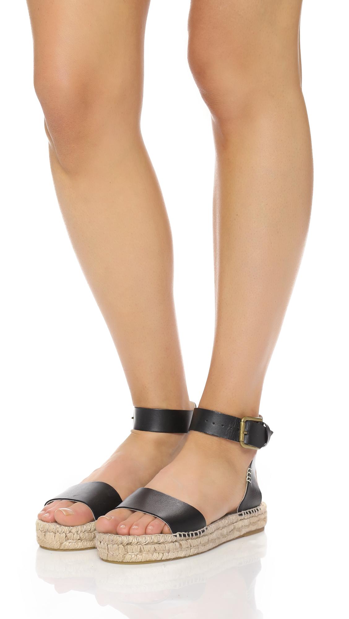 1c0269fdf66 Soludos Platform Open Toe Sandals