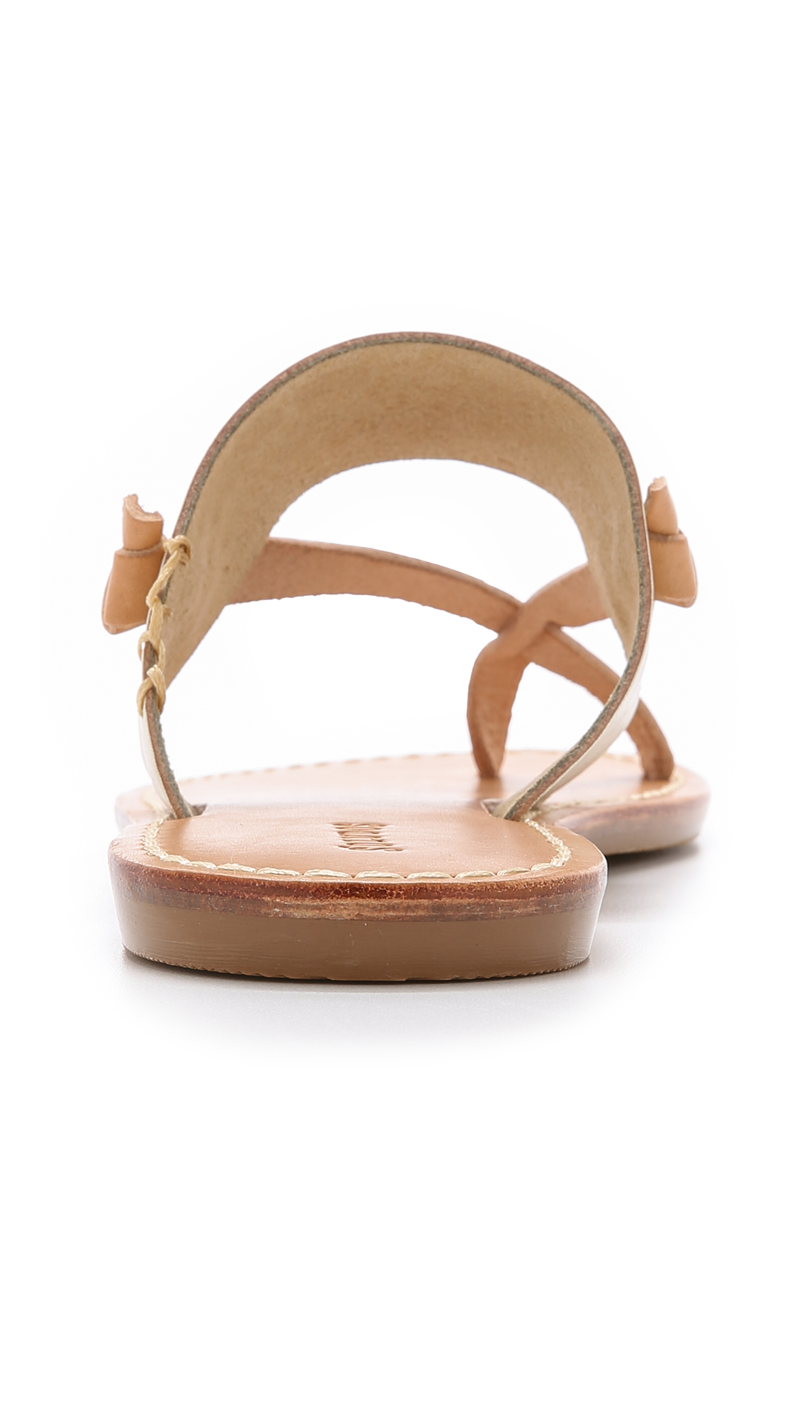 61e5214cbc1cf Soludos Slotted Thong Sandals
