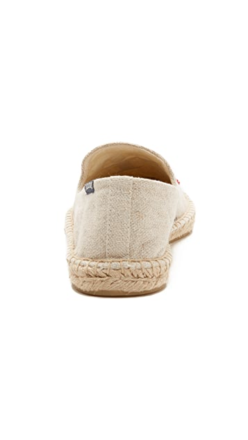 Soludos Cuisse de Grenouille X Soludos Smoking Slippers