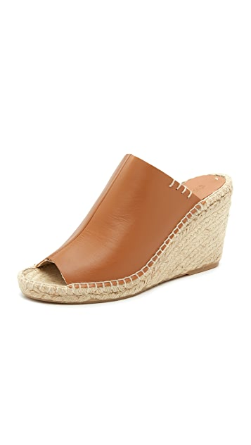 Soludos Mule Wedges